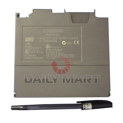 New 6Es7 322-1Bh01-0Aa0 Siemens S7-300 Sm322 Output 16Do, 24Vdc, Free Shipping