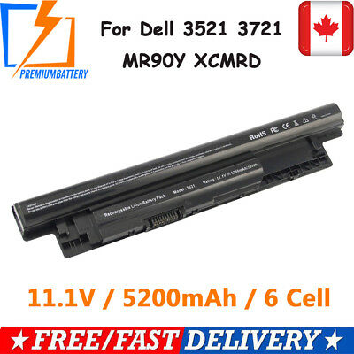 Battery for Dell Inspiron 15 3000 15-3521 15-3537 15-3541 15-3542 Laptop 6 Cell