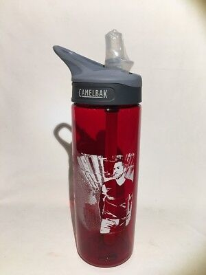 Luke Bryan Kill the Lights TOUR RED CAMELBAK BOTTLE NEW SEALED SPOUT RARE!