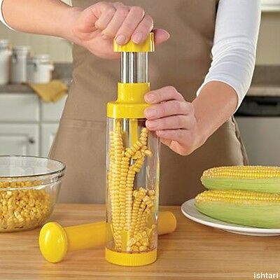 RSVP Deluxe Corn Stripper FAST SHIPPING FROM US