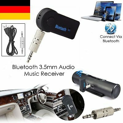 3,5mm Bluetooth Dongle Sender Bluetooth Transmitter Audio Adapter für TV PC MP3
