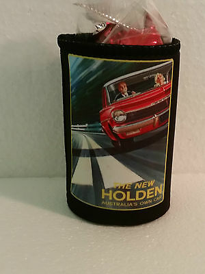 Holden Eh Heritage Can Cooler And Toffees  Nasco Gm  Stubby Holders Holden