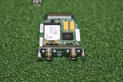 CISCO  EHWIC-3G-HSPA-U High-Speed Wireless WAN Interface Card Module