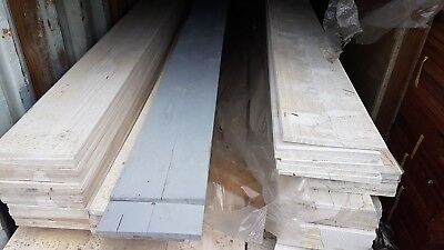 Baltic pine primed weatherboards $3.50mt  220mm wide board Sq edge