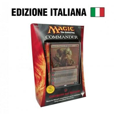 Costruito dai Rottami - MTG Commander 2014 (IT)