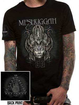Official Licensed - Meshuggah - 25 Years T Shirt Prog Metal Sweden