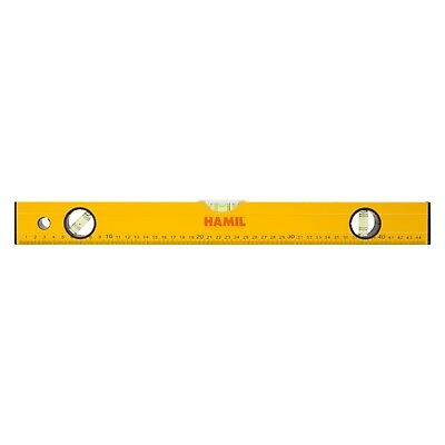 New Professional Builders Spirit Level With 3 Vails Uk