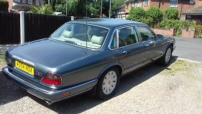 Daimler  Six 1995 Mot 9 Months Fsh 17 Stamps Well Maintained Drives Excellent