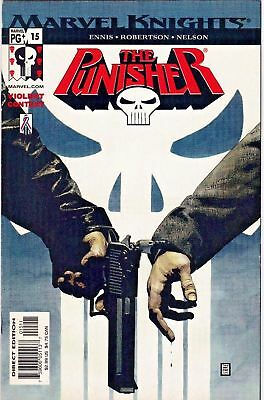 Punisher #15 (2002) 1St Printing Bagged & Boarded Marvel
