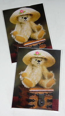 BIRTHDAY CARDS 'MR THEOBALD' X 12, JUST 27p, wrapped, foiled, 1 design, (B183