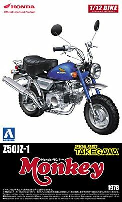 Aoshima Honda Monkey Custom Takegawa Specification Ver.1 Plastic Model Kit