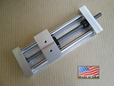 """Z Axis ++ 4.5"""" Fast-Travel ++ ANTI-BACKLASH ++ Linear Slide CNC Laser Actuator"""