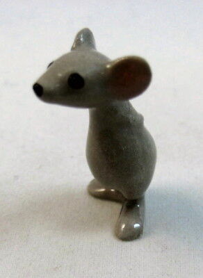 Hagen Renaker miniature Made in America Mouse Little Brother Mouse