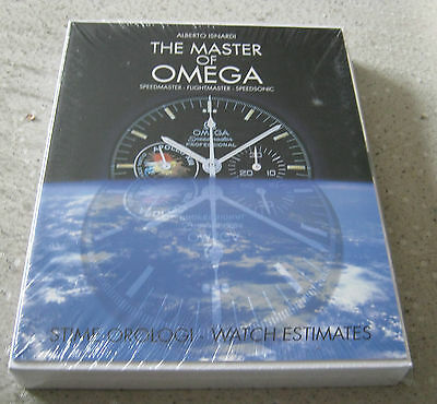 Buch book Master of Omega