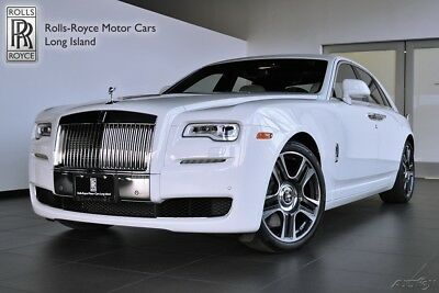 Rolls-Royce Ghost (Certified Pre-Owned) 4 Years of Warranty Remaining - Front Ventilated Seats - Bespoke Interior