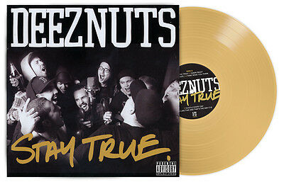 """Deez Nuts - Stay True / Rep Your Hoods COLORED 12"""" limited to 100"""