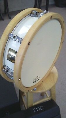 Yamaha Custom 15 x 5 John JR Robinson Signature Snare with Hard case Wood Hoops