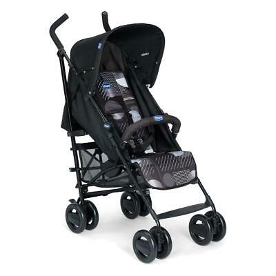Chicco Buggy London Up Kinderwagen mit faltbarem Frontbügel inkl. Regenschutz