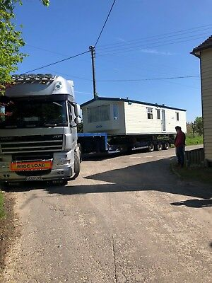 Moblie Home, Static Caravan Transport Services, Delivery, Competitive Pricing