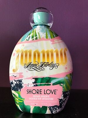 New 2018 Shore Love Jwoww Private Reserve Double Dip Intensifier 13.5 W/ SAMPLES