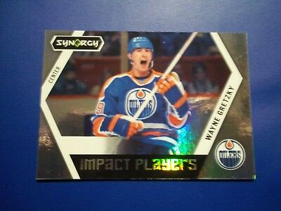 2017-18 Upper Deck Synergy Impact Player Cards ** You Choose What You Need **