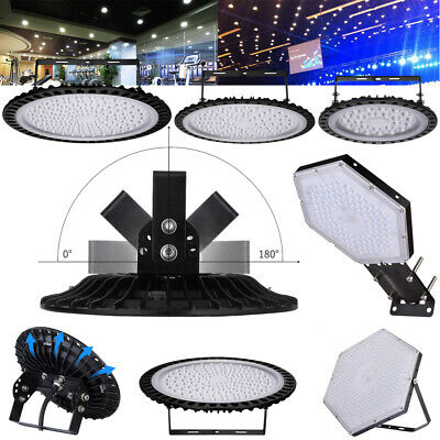 LED High Bay Light 150W 50W 70W 100W Warehouse Workshop Garage Lights Industrial