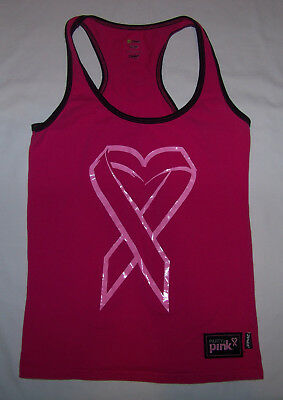Zumba Fitness Dance Breast Cancer Party in Pink Instructor Top Size L Large