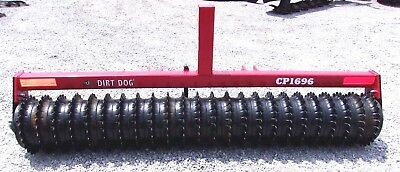 New 8 ft. Dirt Dog CP1696 HD Cultipacker  *We CAN SHIP FAST AND CHEAP*