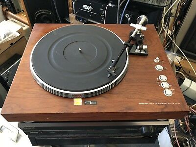 MICRO SEIKI DD-33 Turntable + Ortofon Cartridge *No Dust Cover* MA-707  Tonearm