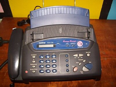 brother fax machine T76