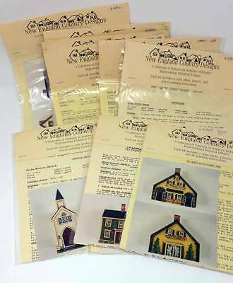 BUY 3 Get 1 FREE French Designs Decorative Painting Tole  Instruction Packet