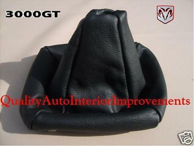 INTERIOR GEAR SHIFT BOOT COVER ONLY  FOR 91 to 99 Mitsubishi 3000GT VR4 SL
