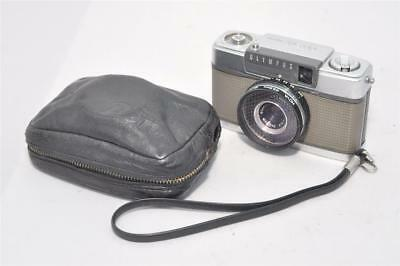Rare Vintage Cult Olympus Pen-EE 35mm 1/2 Frame Film Camera Japan Lomography