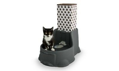 OurPets Kitty Potty No Touch Litter Box System