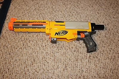 Nerf N-Strike Recon CS-6 Sniper Rifle Blaster Gun w/Barrel