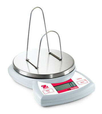 Ohaus CS5000 Cap 5,000g , Read 1g  Series Compact Scale portable balance
