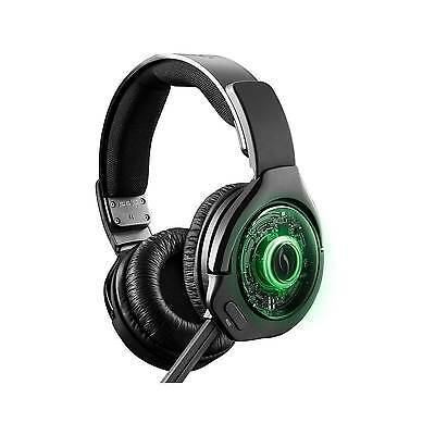 PDP Afterglow AG 9 Premium Black Headband Headsets for Microsoft Xbox
