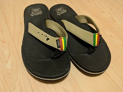 0720ace78a VANS SANDALS NEXPA Synthetic Rasta Shitake Black -  32.00