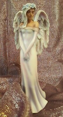 BNIB Retired 2013 Ltd Ed Signed Vintage Angel FORGIVENESS by Jessica Galbreth