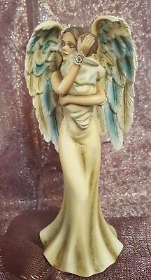 BNIB Retired 2013 Ltd Ed Signed Vintage Angel COMFORT by Jessica Galbreth