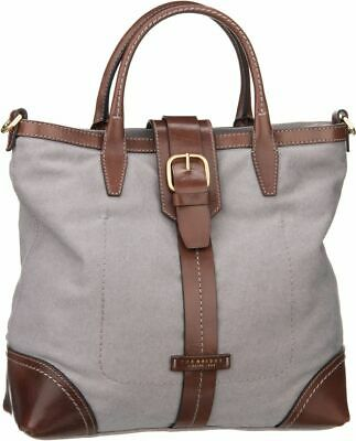 The Bridge Auster Handtasche 1908 Shopper Leder Damentasche Handtasche
