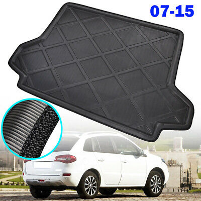 Rear Cargo Boot Liner Mat Floor Trunk Tray For Renault Koleos I 2008-2015