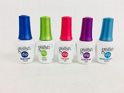 Gelish Dip SNS Nail Dipping System Essentials
