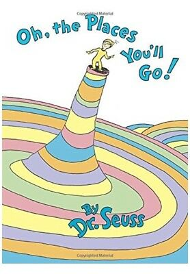 Classic Seuss: Oh, the Places You'll Go! by Dr. Seuss (Hardcover, Special...