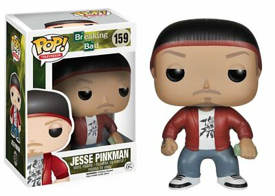 Funko Breaking Bad JESSE PINKMAN Pop! Vinyl Figure #159 (VAULTED) NEW