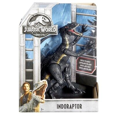 Jurassic World - Fallen Kingdom Figur, Indoraptor (FVW27)
