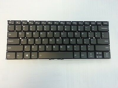 New Lenovo YOGA 720 Keyboard 720 13IKB 720 13ISK US Backlit Keyboard LCM16N7