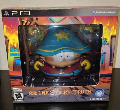 South Park The Stick of Truth Grand Wizard Edition Cartman Figure 6""