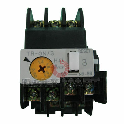 NEW Fuji TR-ON/3 9-13A Thermal Overload Relay