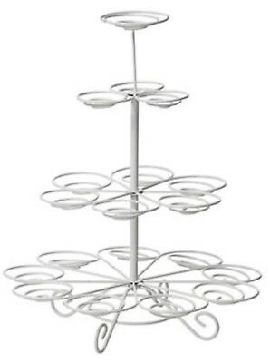 4 Tier Cup Cake Stand - never used